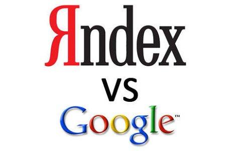 Google использовал слоган «Яндекса»